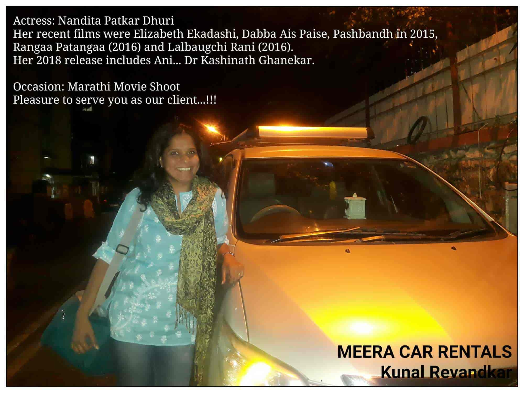 Meera Car Rentals Borivali West 24 Hours Car Hire In Mumbai