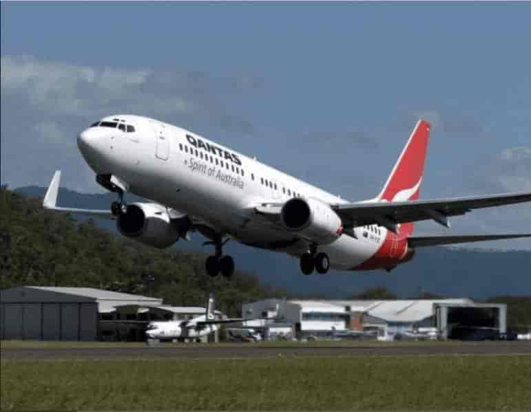 Qantas Airways Ltd (Booking Office), Kalanagar-bandra East