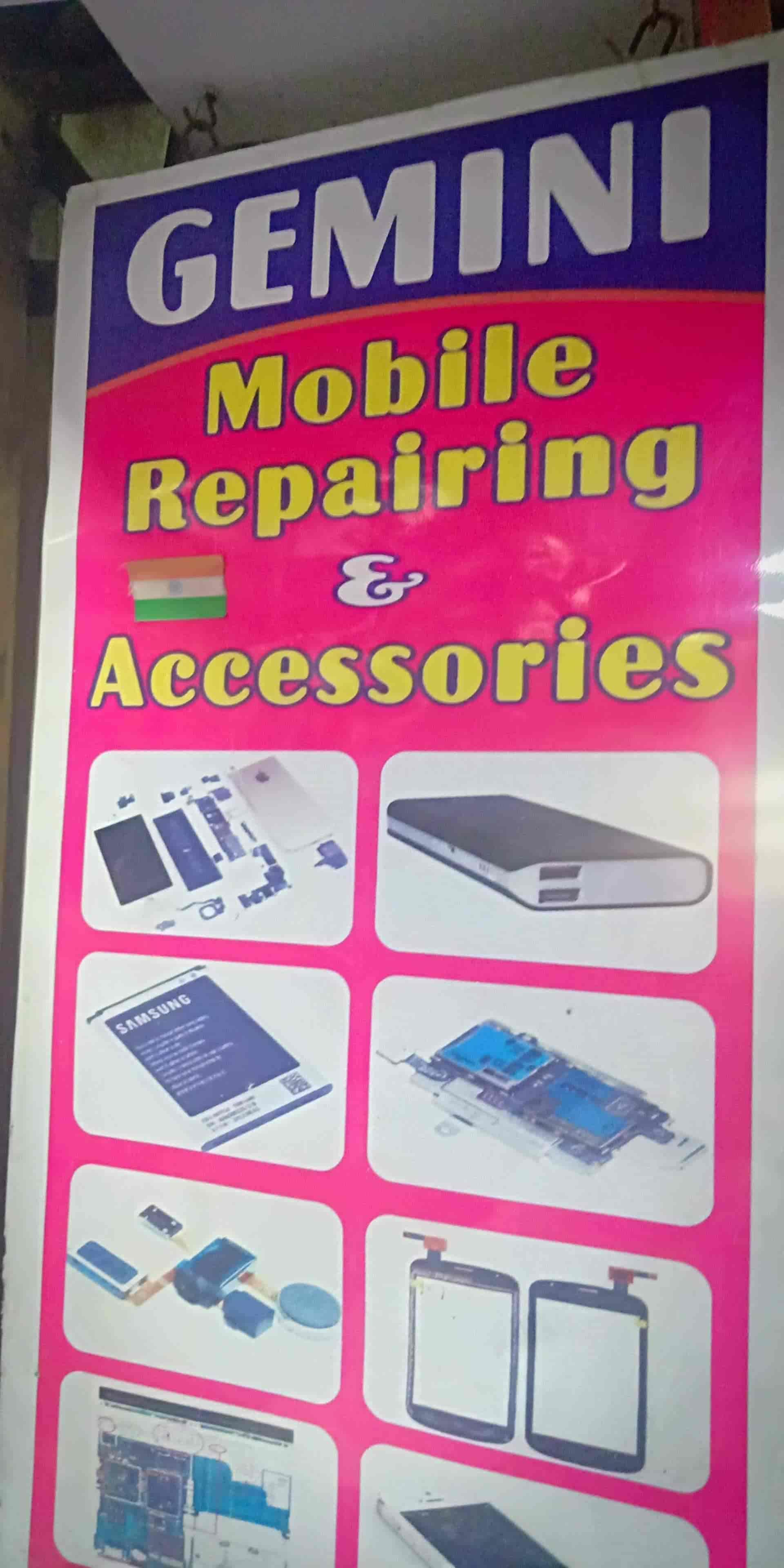 Gemini Mobile Repairing And Accessories, Sion - Mobile Phone Dealers