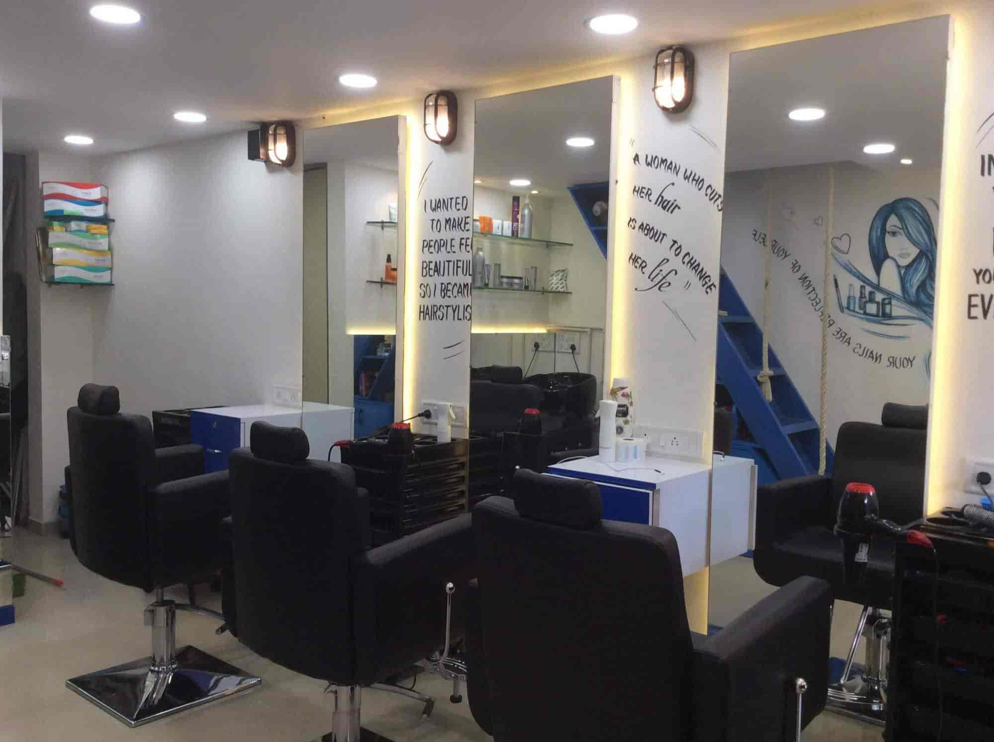 Hair Mechanic Unisex Salon Nail Art Studio Photos Kandivali West