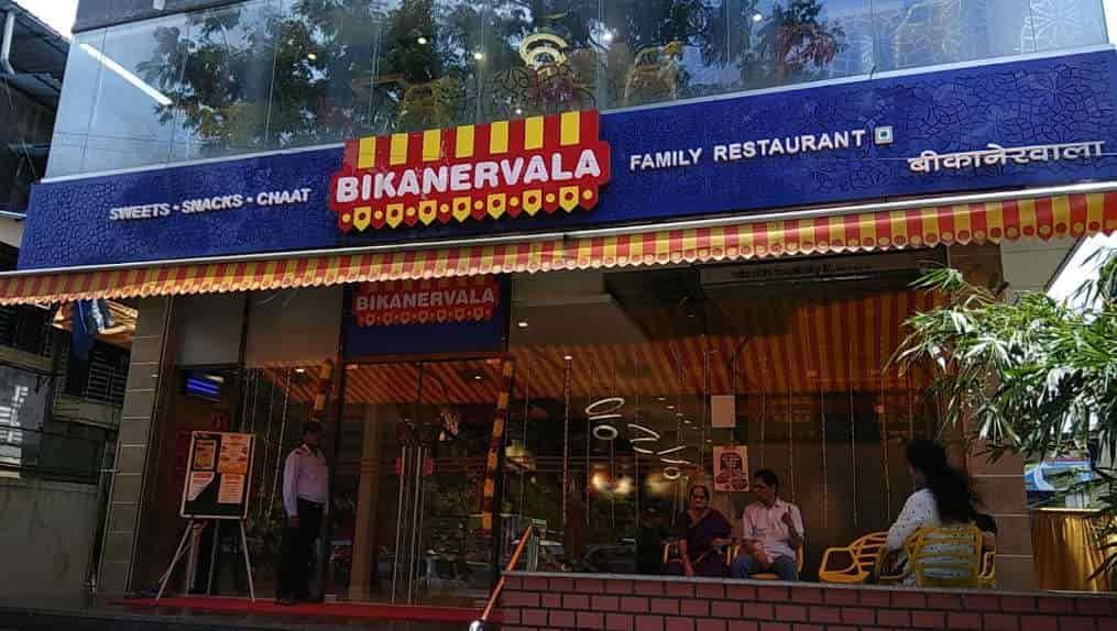 Bikanervala, Vashi, Mumbai - Desserts, Rolls, Pure Vegetarian ...