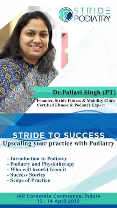 Stride Fitness & Mobility Clinic - Physiotherapists - Book