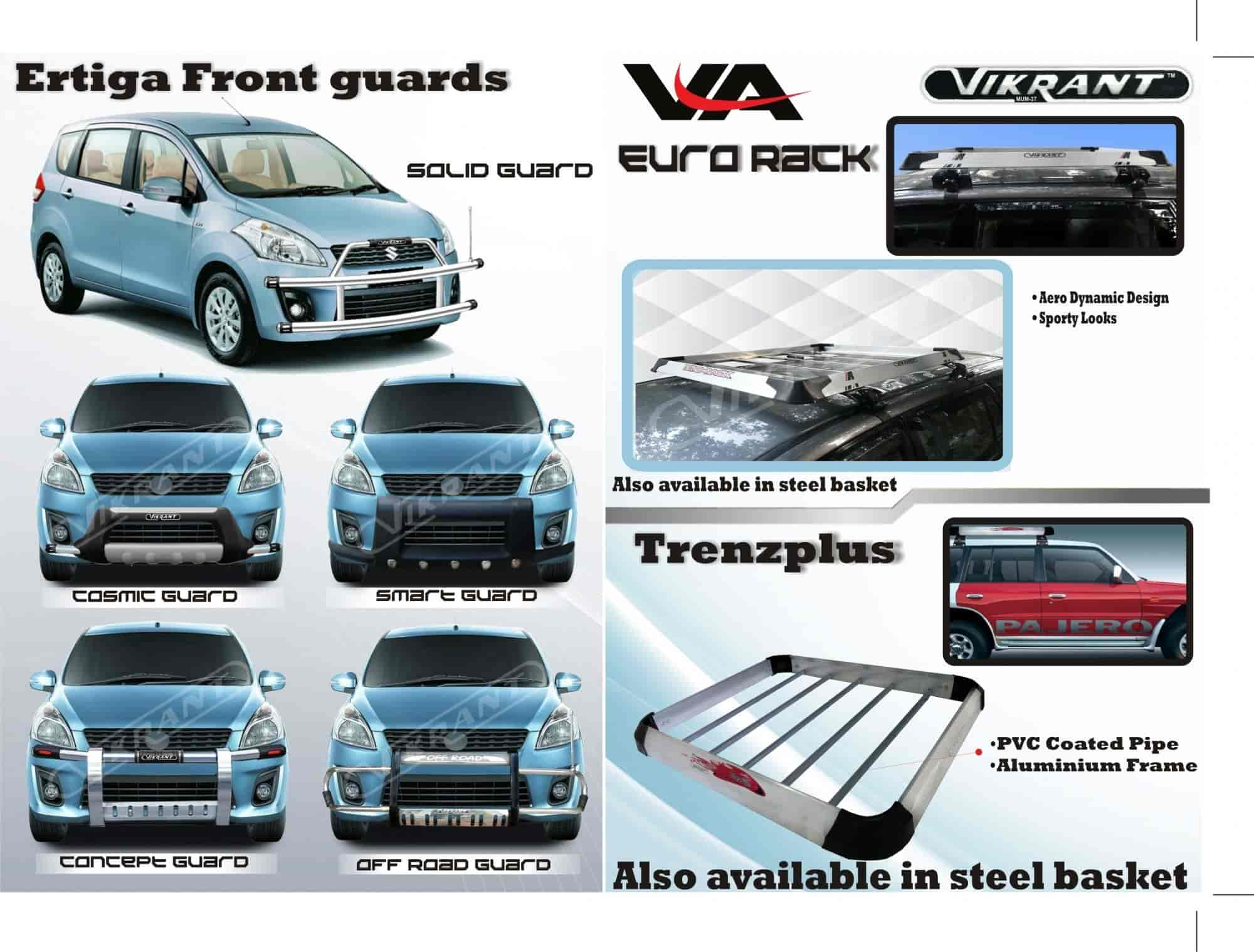 Vikrant Car Accessories, Sion - Car Accessory Wholesalers in ...