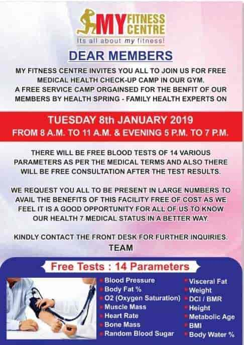 My Fitness Centre Photos, Dadar West, Mumbai- Pictures & Images