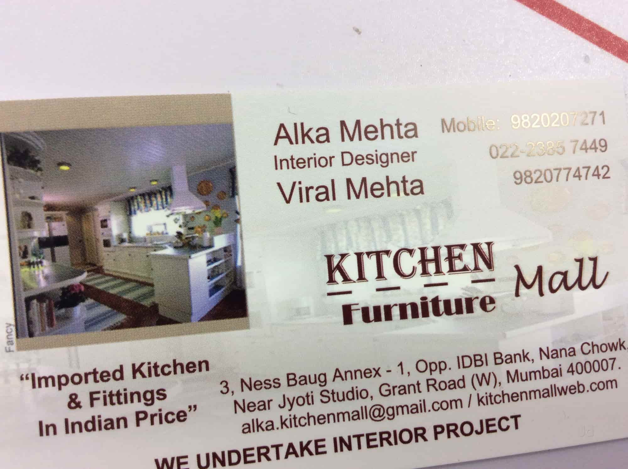 Kitchen Mall Photos, Grant Road, Mumbai- Pictures & Images Gallery ...