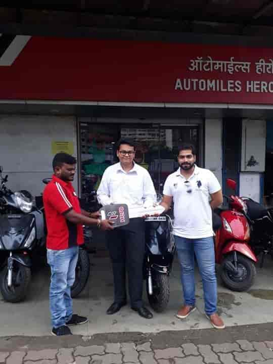 Automiles Hero, Malad East - Motorcycle Dealers in Mumbai - Justdial