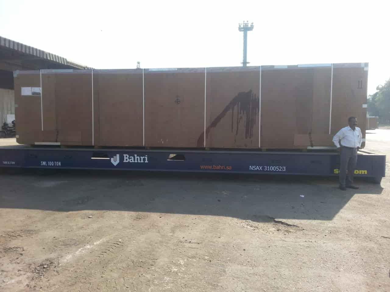 Combi Lift Multi Modal Logistics, Mulund East - Transporters in