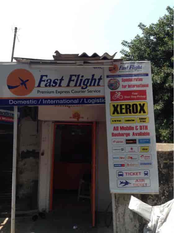 Fast Flight Courier Express, Juhu - Courier Services in