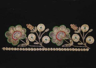 Gala vision mulund west applique embroidery job works in mumbai
