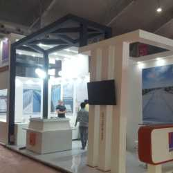 Exhibition Stall Panel Size : Dimension events goregaon west exhibition stall designers in