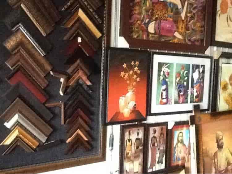 metro frames art gallery malad east frame dealers in mumbai justdial - Metro Frames