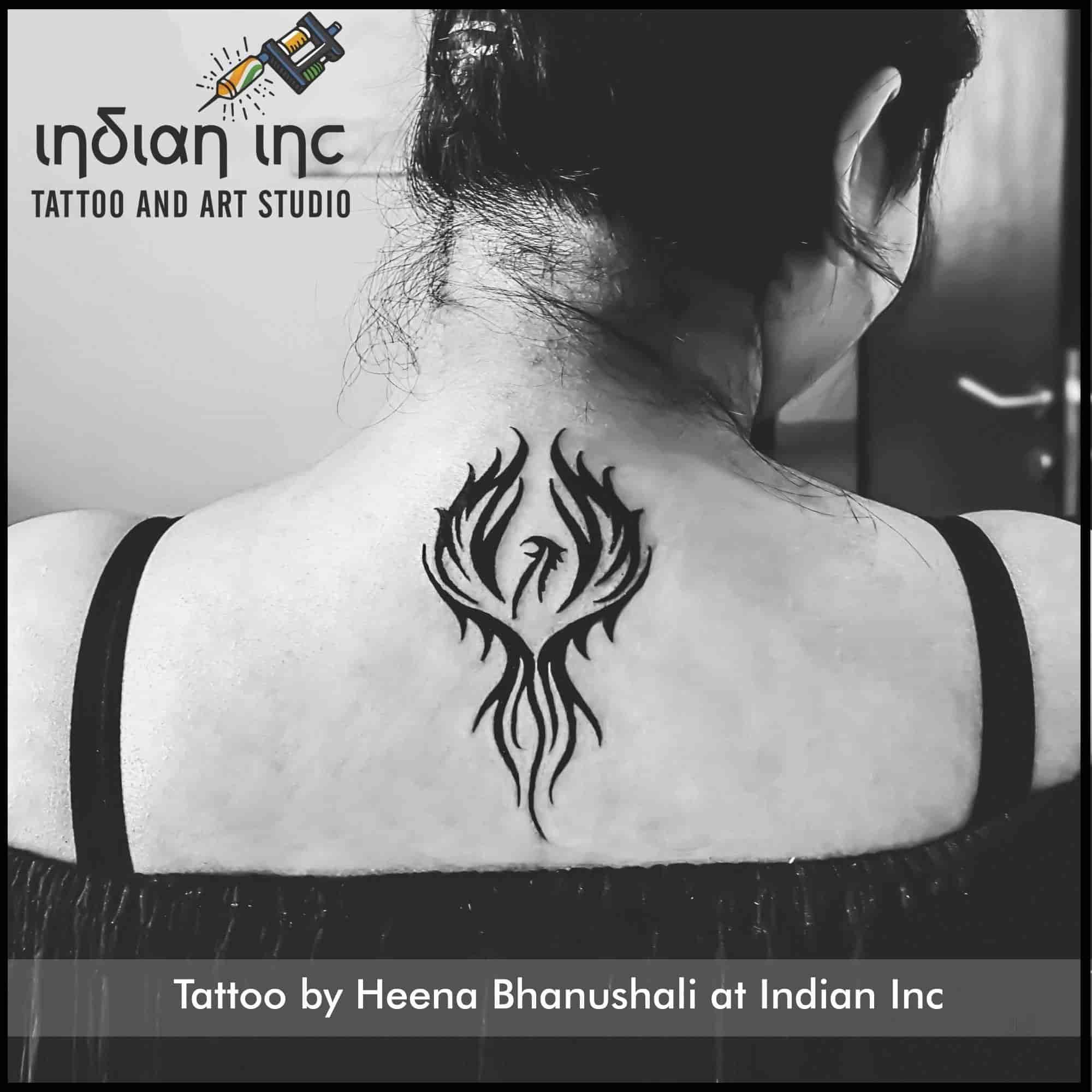 Indian Inc Tattoo And Art Studio, Bhandup West - Tattoo