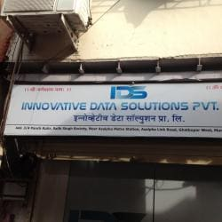 Innovative Data Solutions Pvt Ltd, Andheri East - Internet Website