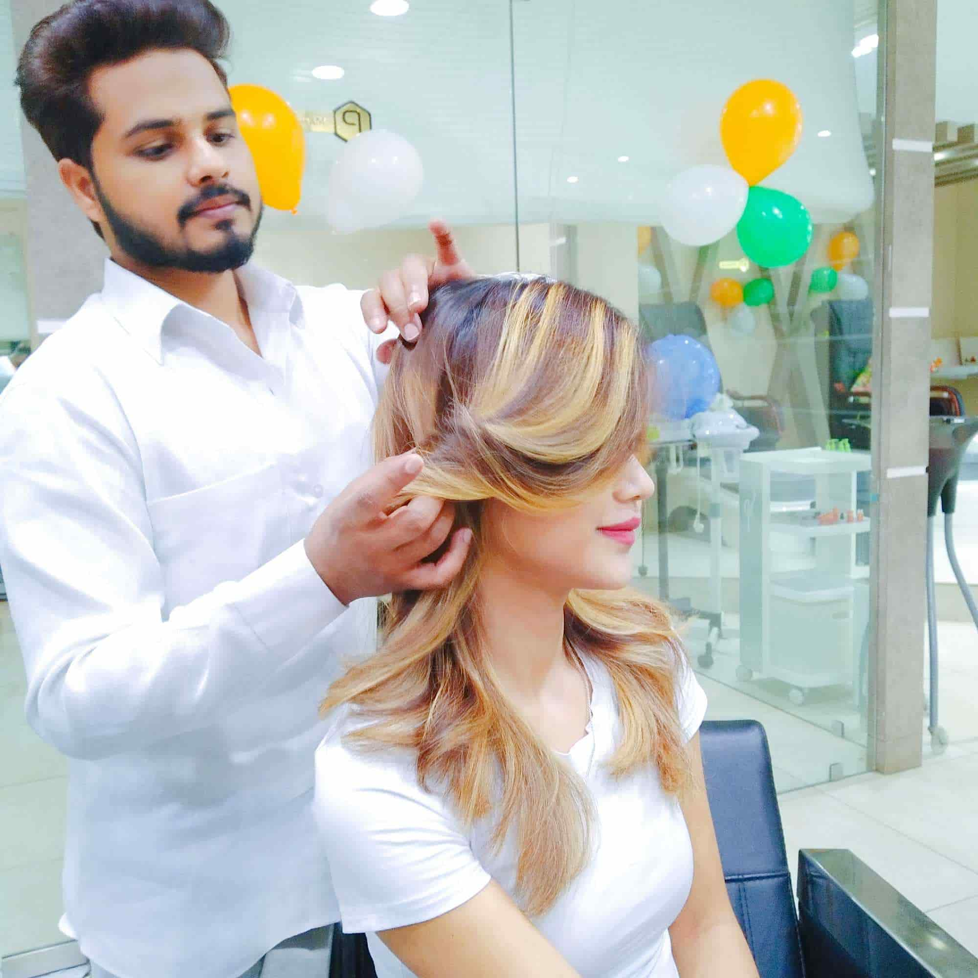 Sky Family Salon Kasarvadavali Salons In Thane Mumbai Justdial