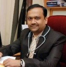 Dr  Jignesh Patel (national Hospital) - Pulmonologists