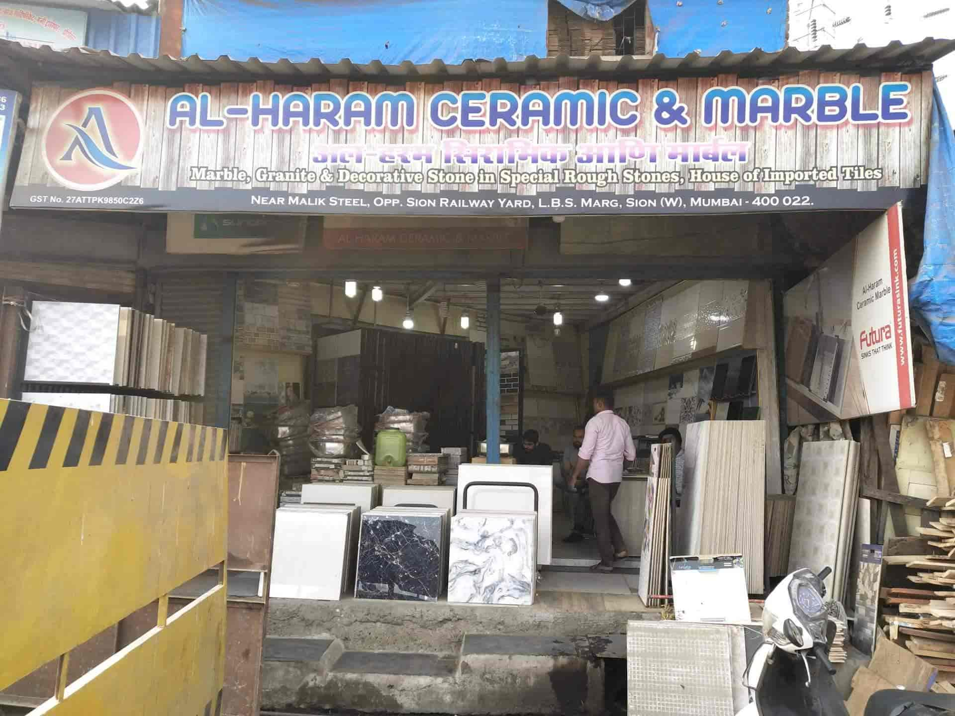 Al Haram Ceramic And Marble Photos, Sion, Mumbai- Pictures & Images