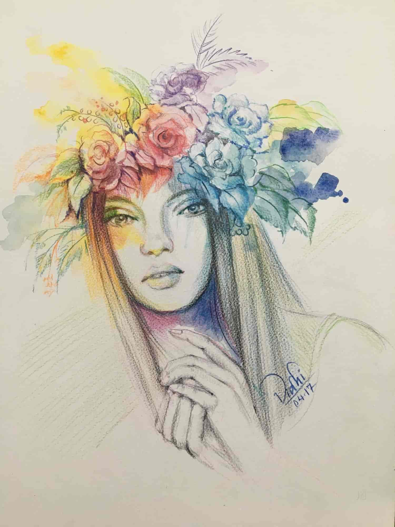 Different strokes drawing and painting classes kandivali west different strokes drawing painting classes drawing classes in mumbai justdial