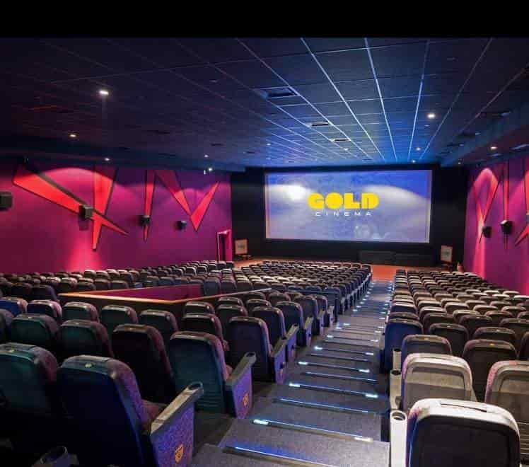 Gold Cinema (Milan Mall), Santacruz West - Cinema Halls in