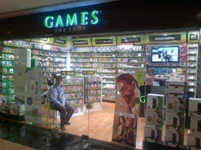 Games The Shop (Infiniti Mall), Malad West - Gaming Console