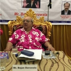 Bejan Daruwalla - Astrologers - Book Appointment Online