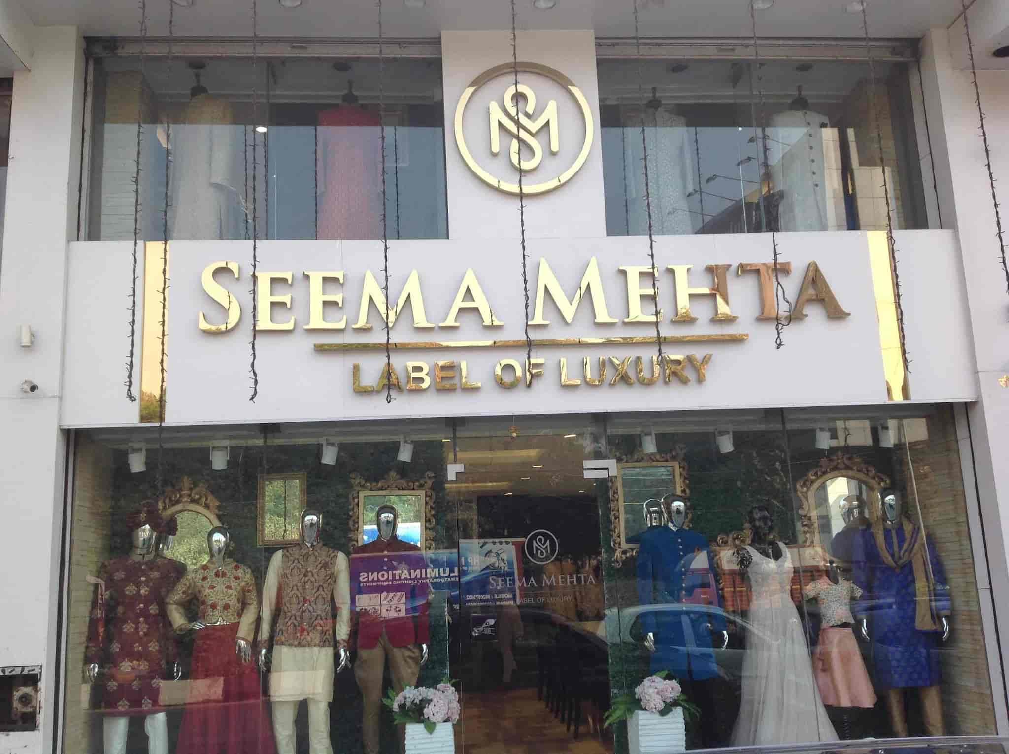 Seema Mehta Fashion Designer Juhu Fashion Designers In Mumbai Justdial