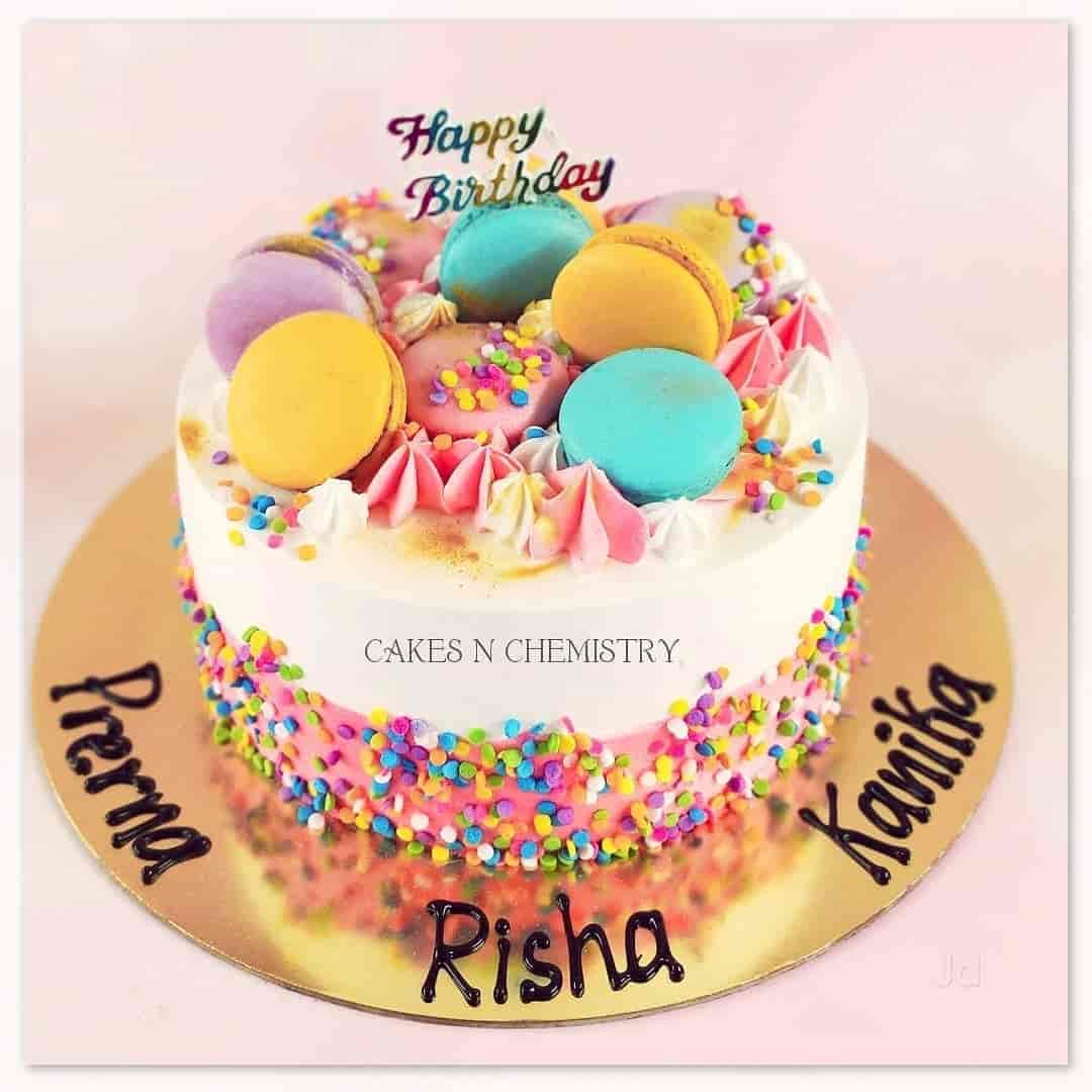 Birthday Cake Photo Frame Online Editing