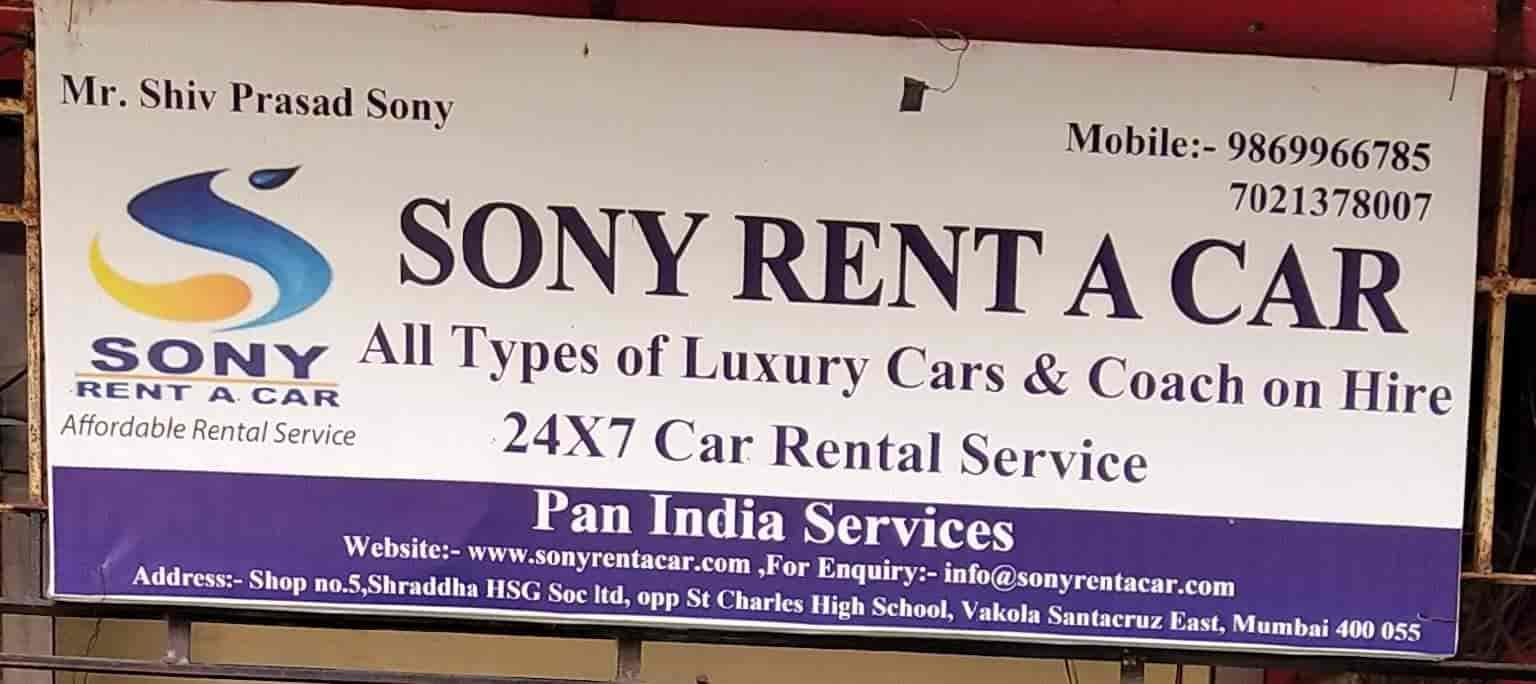 Sony Rent A Car Photos, Santacruz East, Mumbai- Pictures & Images
