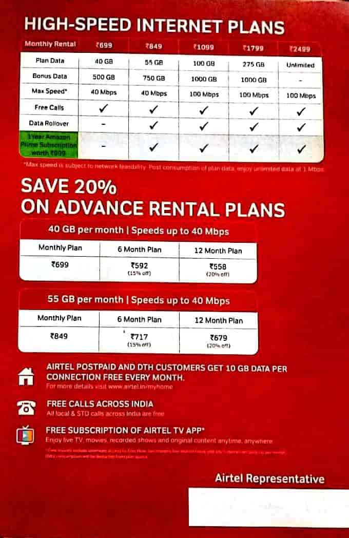 Airtel Store, Lokmanya Nagar-Thane West - Internet Service Providers