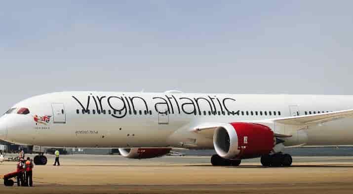 Virgin Atlantic Airways (Booking Office), Churchgate
