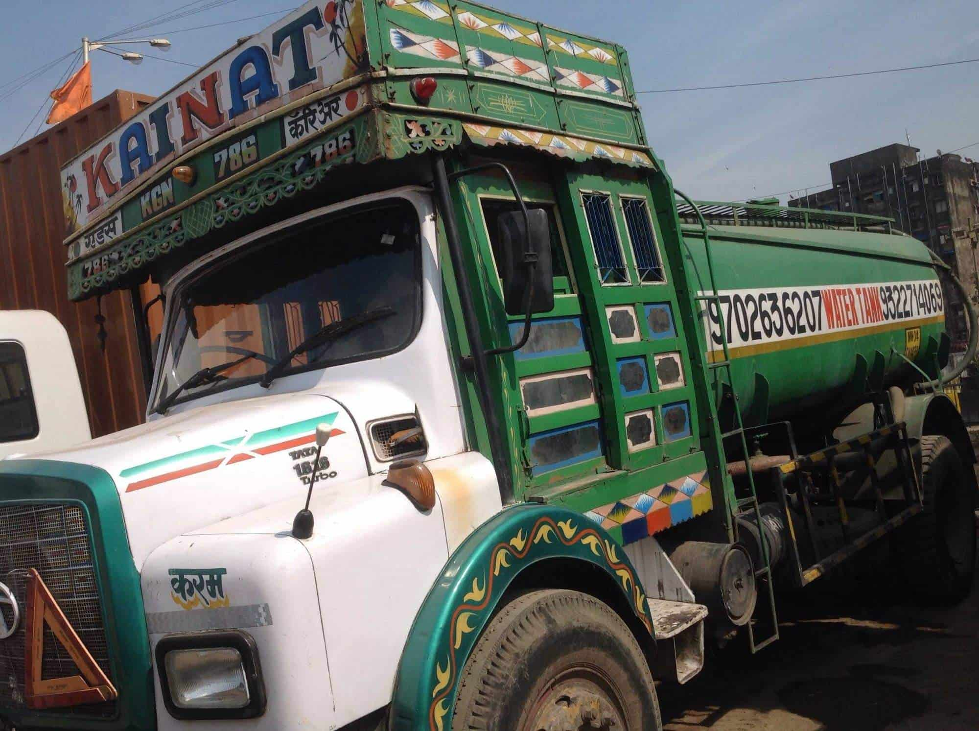 Kainat Transport Services, Mahim - 24 Hours Water Suppliers