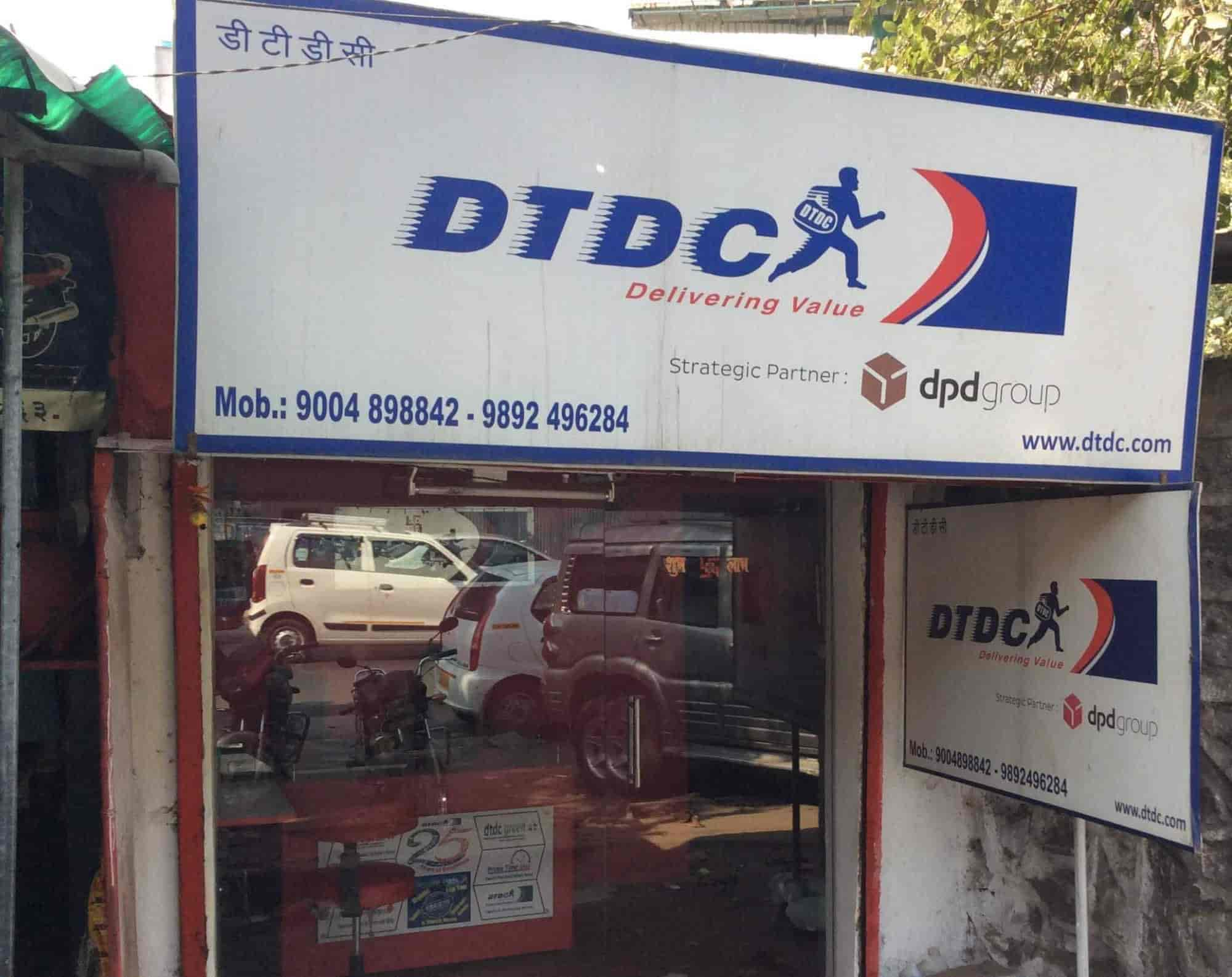 DTDC Express Ltd, Goregaon East - Courier Services in Mumbai