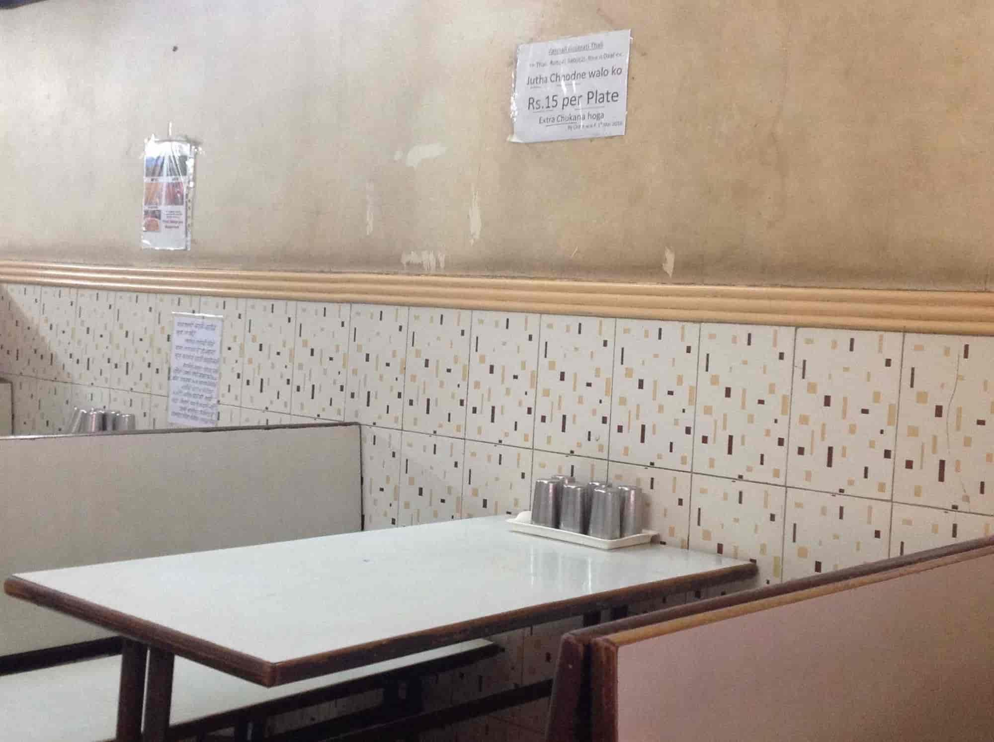 Vaishali Gujarati Thali, Vasai West, Mumbai - Restaurants
