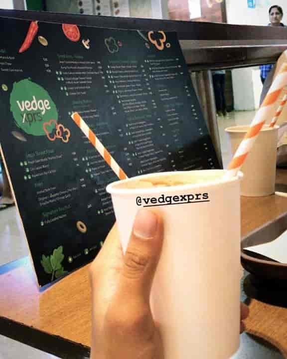 Vedge Xprs, Ghatkopar West - Fast Food (Rs 500 To Rs 1000