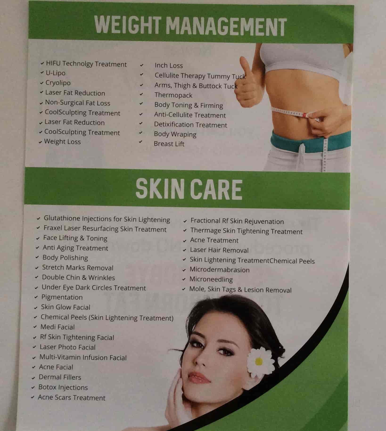 Raas Aesthetic Slimming Skin Clinic Photos, Borivali West, Thane