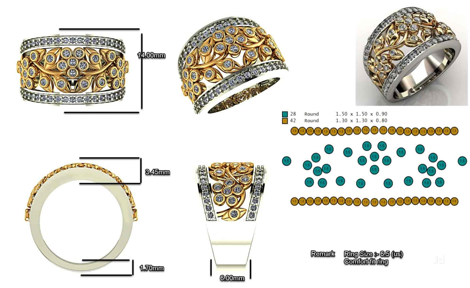 ... Jewellery Design - Diamond 3d Cad Studio Photos, Mira Road, Mumbai - Computer Training ...