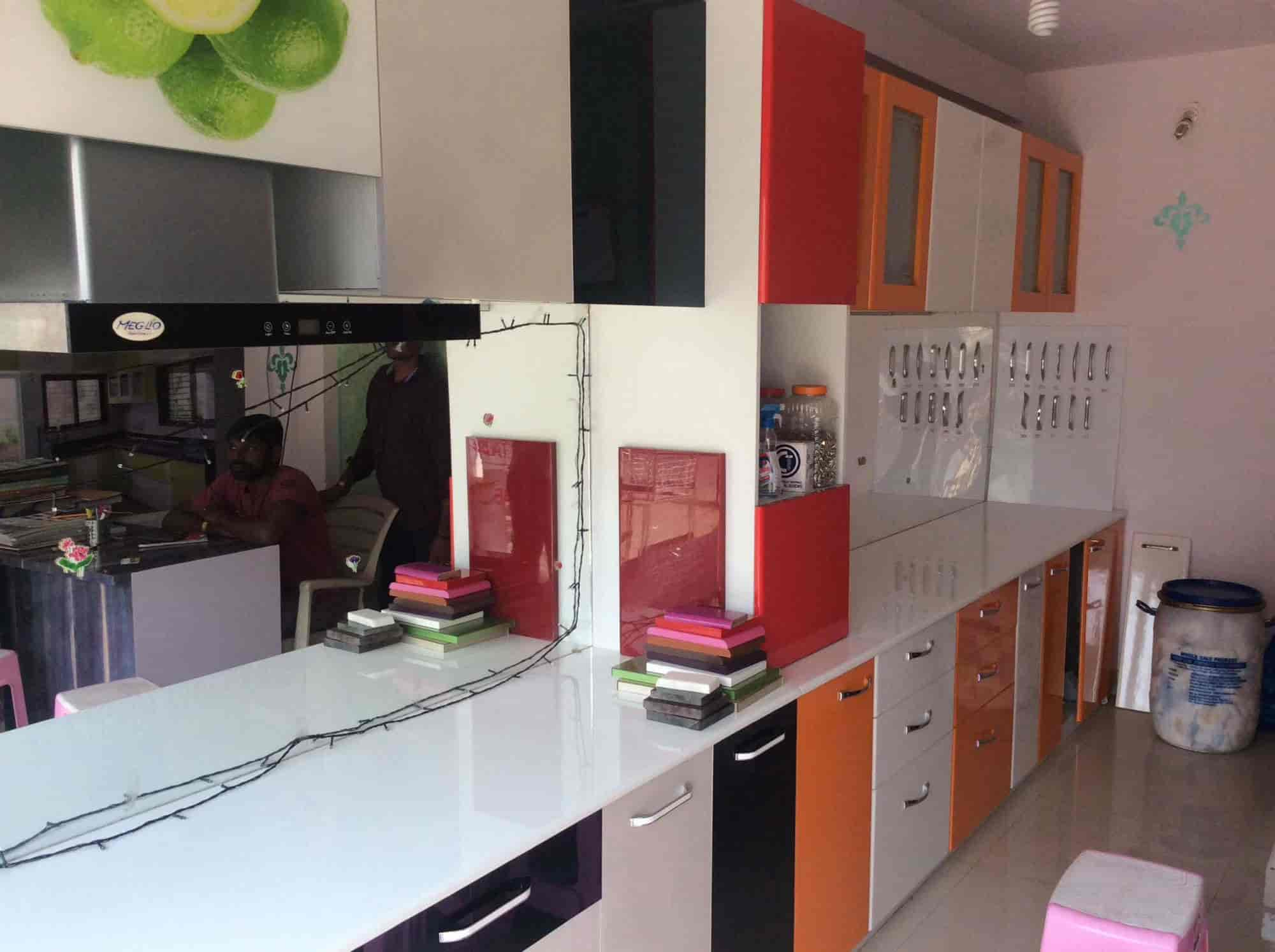yogita kitchen express kalher interior designers in mumbai justdial - Kitchen Express