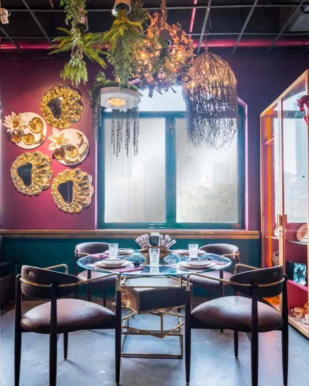 Cafe Plum By Bent Chair, Lower Parel, Mumbai - Pan Asian