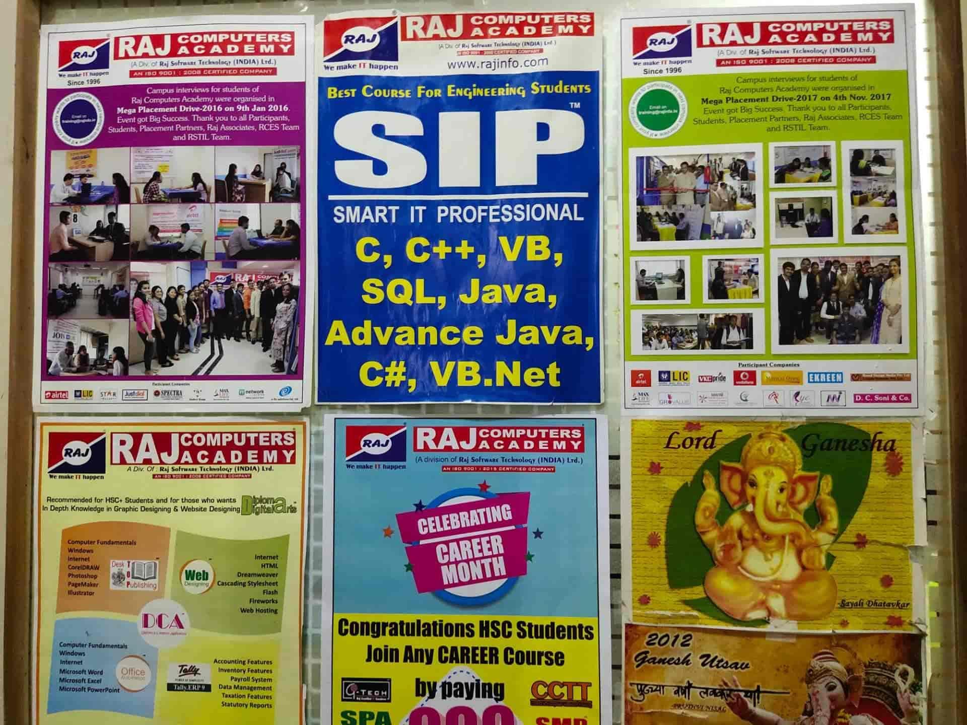 Raj Computers Academy, Andheri East - Computer Training