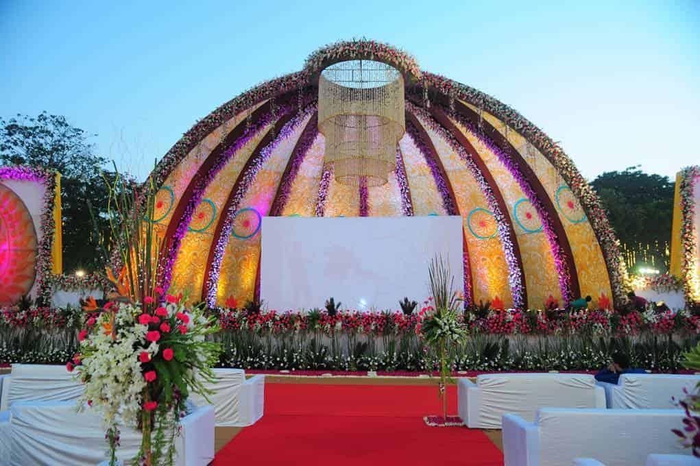 Rajput Wedding Lawns Manohar Decorators Ghatkopar East Banquet Halls In Mumbai Justdial