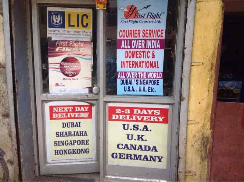 First Flight Couriers Ltd, Goregaon East - Courier Services