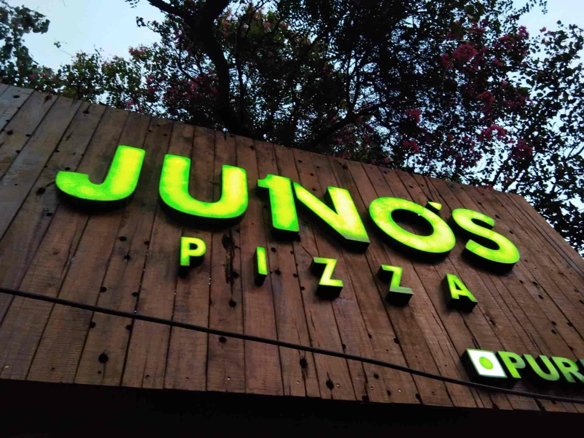 Juno's Pizza, Vile Parle West, Mumbai - Pizza Cuisine