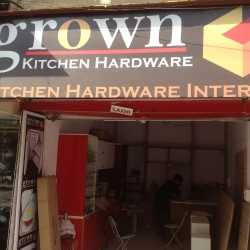 Grown Kitchen Hardware, Dombivli East - Hardware Shops in ...