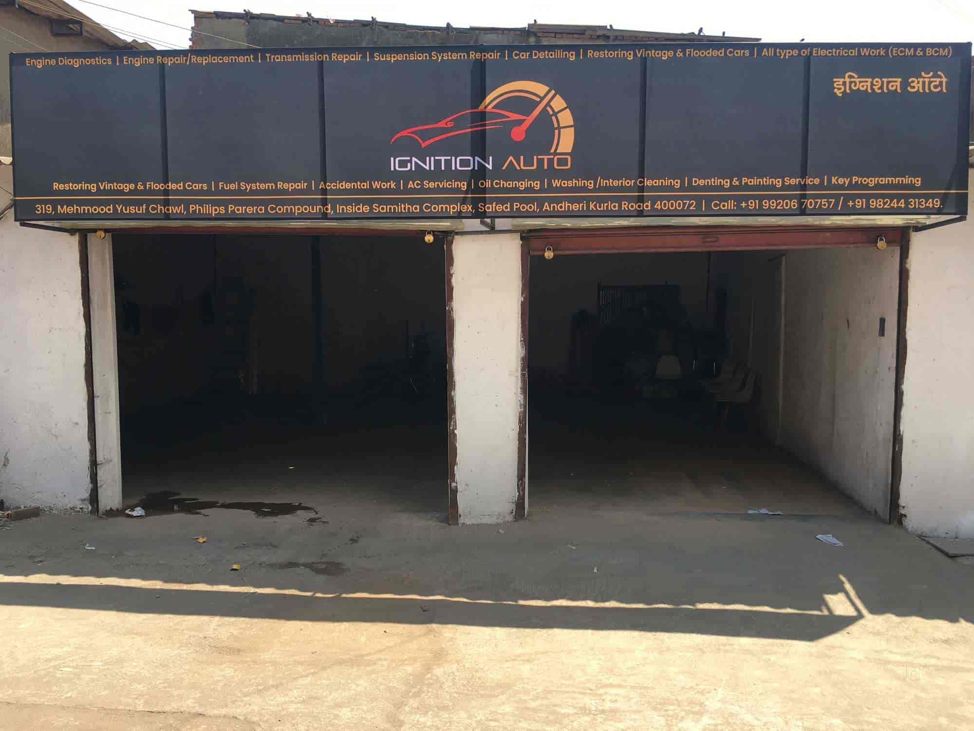 Ignition Auto, Andheri East - Car Repair & Services in