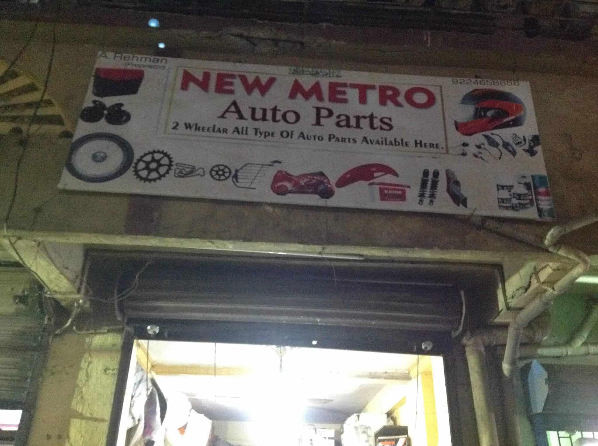 Metro Auto Parts >> New Metro Auto Parts Photos Mumbra Thane Pictures Images