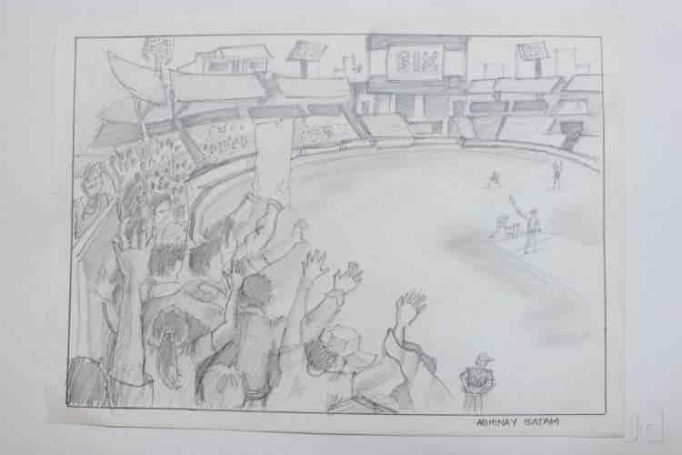 Architecture Drawing Classes In Mumbai kolam art institute, chembur east, mumbai - tutorials for nata