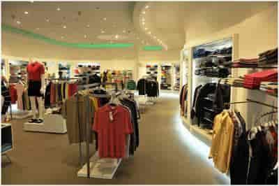 8ed5d7b6561dcc ... Inside View - Lacoste Boutique (Infiniti Mall) Photos