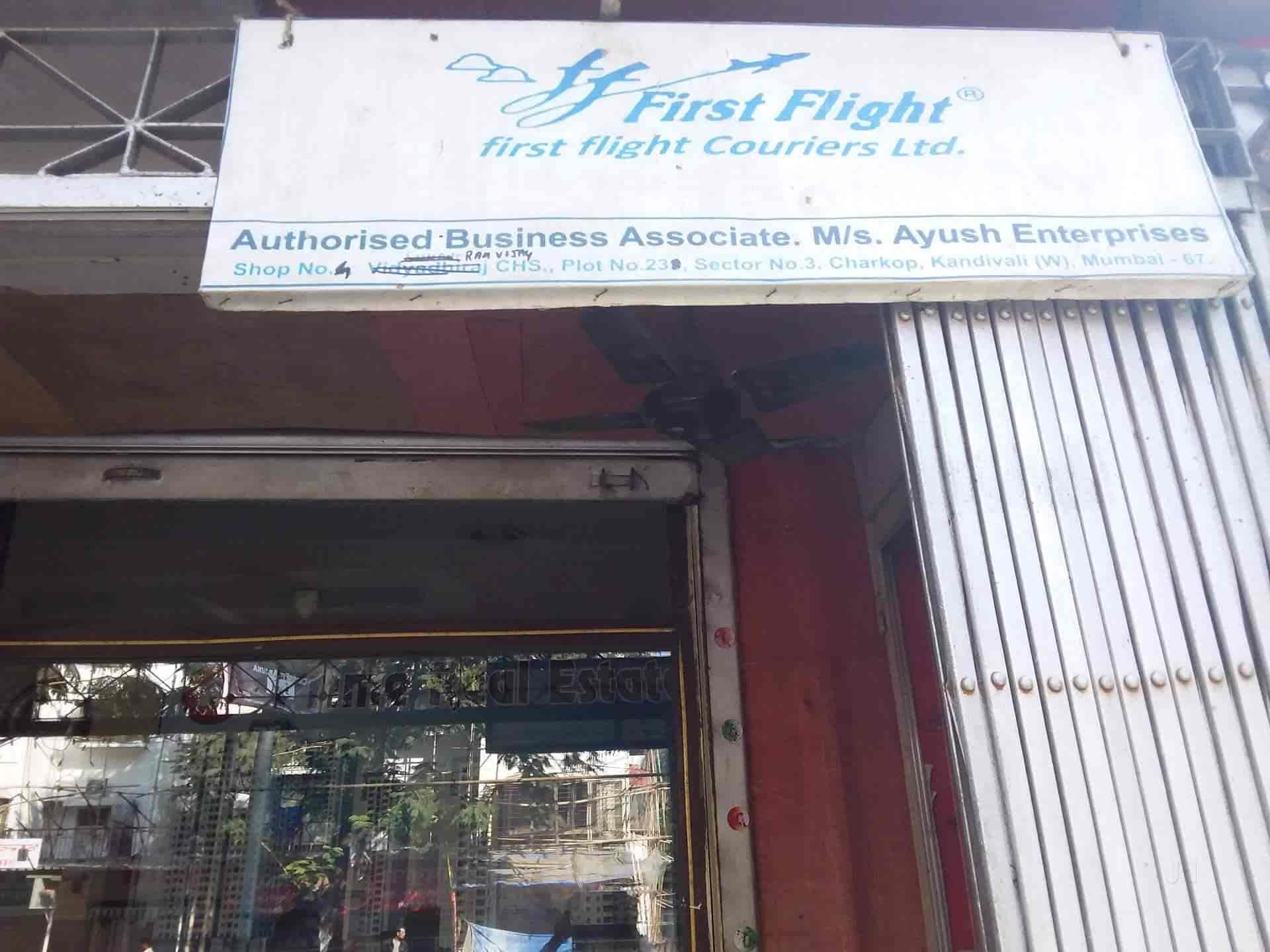 First Flight Couriers Ltd, Kandivali West - Courier Services