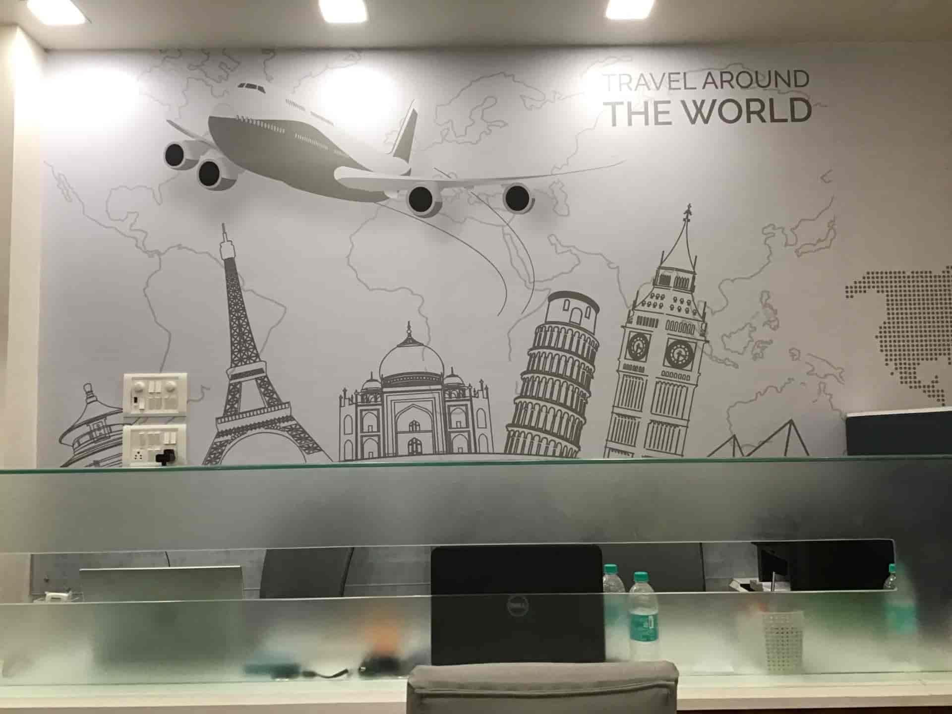 Faiza International Travels, Santacruz West - Travel Agents in Mumbai - Justdial