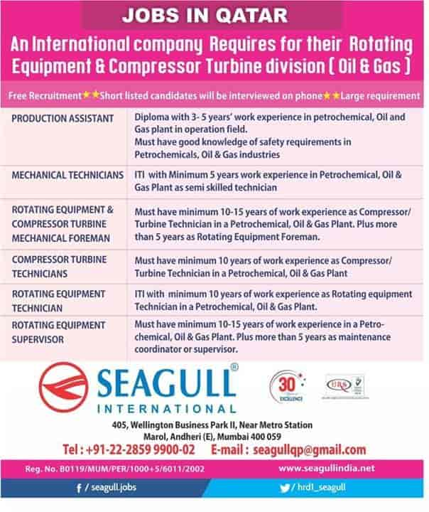 Seagull International, Andheri East - Placement Services (For