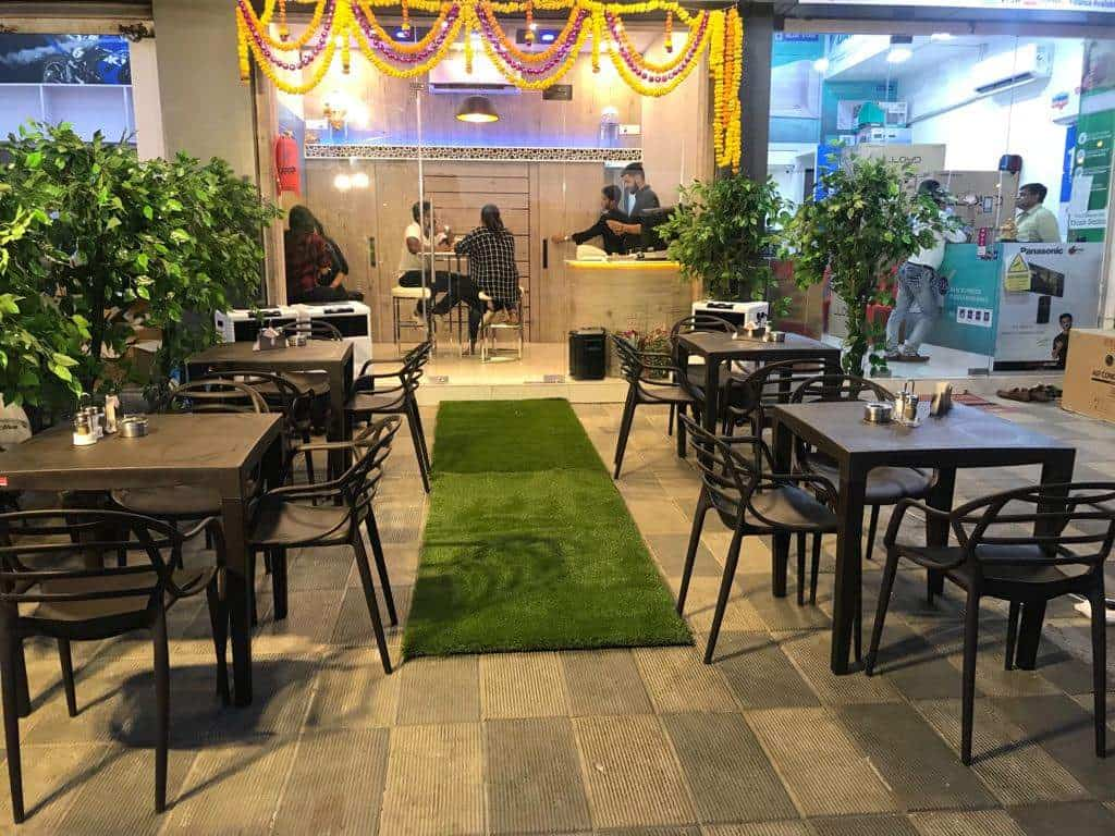 kafe arab to mumbai kafe a t m photos, ic colony borivali west
